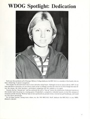 Page 17, 1983 Edition, Georgia Military College - Recall Yearbook (Milledgeville, GA) online yearbook collection