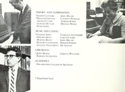Page 10, 1967 Edition, Philadelphia Musical Academy - Da Capo Yearbook (Philadelphia, PA) online yearbook collection