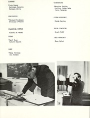 Page 11, 1969 Edition, Philadelphia Musical Academy - Da Capo Yearbook (Philadelphia, PA) online yearbook collection