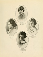 Page 15, 1920 Edition, Montclair State College - La Campana Yearbook (Upper Montclair, NJ) online yearbook collection