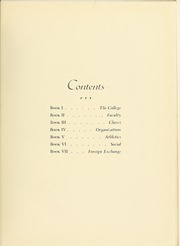 Page 13, 1933 Edition, Montclair State College - La Campana Yearbook (Upper Montclair, NJ) online yearbook collection