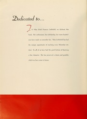 Page 10, 1943 Edition, Montclair State College - La Campana Yearbook (Upper Montclair, NJ) online yearbook collection
