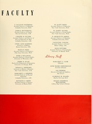 Page 17, 1943 Edition, Montclair State College - La Campana Yearbook (Upper Montclair, NJ) online yearbook collection