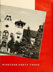 Page 7, 1943 Edition, Montclair State College - La Campana Yearbook (Upper Montclair, NJ) online yearbook collection