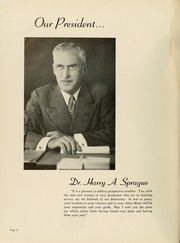 Page 12, 1945 Edition, Montclair State College - La Campana Yearbook (Upper Montclair, NJ) online yearbook collection
