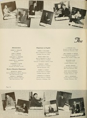 Page 14, 1945 Edition, Montclair State College - La Campana Yearbook (Upper Montclair, NJ) online yearbook collection