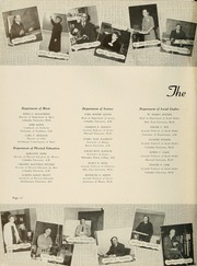 Page 16, 1945 Edition, Montclair State College - La Campana Yearbook (Upper Montclair, NJ) online yearbook collection