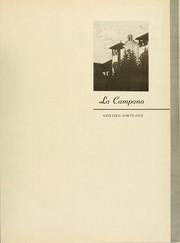 Page 5, 1945 Edition, Montclair State College - La Campana Yearbook (Upper Montclair, NJ) online yearbook collection
