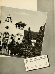Page 7, 1945 Edition, Montclair State College - La Campana Yearbook (Upper Montclair, NJ) online yearbook collection