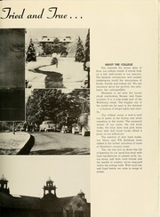 Page 13, 1949 Edition, Montclair State College - La Campana Yearbook (Upper Montclair, NJ) online yearbook collection