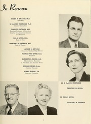 Page 15, 1949 Edition, Montclair State College - La Campana Yearbook (Upper Montclair, NJ) online yearbook collection