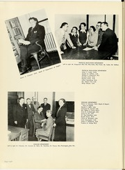 Page 12, 1952 Edition, Montclair State College - La Campana Yearbook (Upper Montclair, NJ) online yearbook collection