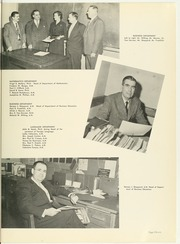 Page 15, 1952 Edition, Montclair State College - La Campana Yearbook (Upper Montclair, NJ) online yearbook collection