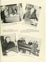 Page 17, 1952 Edition, Montclair State College - La Campana Yearbook (Upper Montclair, NJ) online yearbook collection