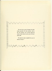 Page 5, 1952 Edition, Montclair State College - La Campana Yearbook (Upper Montclair, NJ) online yearbook collection