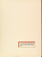 Page 6, 1952 Edition, Montclair State College - La Campana Yearbook (Upper Montclair, NJ) online yearbook collection