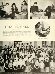 Page 15, 1954 Edition, Montclair State College - La Campana Yearbook (Upper Montclair, NJ) online yearbook collection