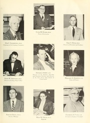 Page 15, 1956 Edition, Montclair State College - La Campana Yearbook (Upper Montclair, NJ) online yearbook collection