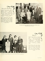 Page 17, 1956 Edition, Montclair State College - La Campana Yearbook (Upper Montclair, NJ) online yearbook collection