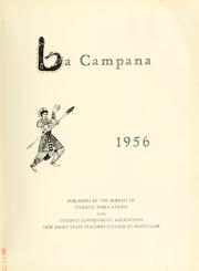 Page 7, 1956 Edition, Montclair State College - La Campana Yearbook (Upper Montclair, NJ) online yearbook collection