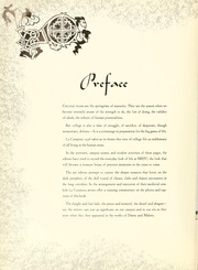Page 8, 1956 Edition, Montclair State College - La Campana Yearbook (Upper Montclair, NJ) online yearbook collection