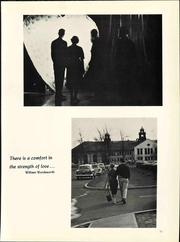 Page 17, 1960 Edition, Montclair State College - La Campana Yearbook (Upper Montclair, NJ) online yearbook collection