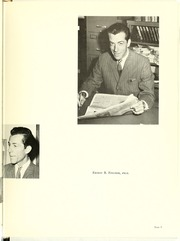 Page 7, 1961 Edition, Montclair State College - La Campana Yearbook (Upper Montclair, NJ) online yearbook collection