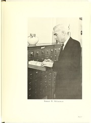 Page 9, 1961 Edition, Montclair State College - La Campana Yearbook (Upper Montclair, NJ) online yearbook collection