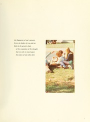 Page 7, 1972 Edition, Montclair State College - La Campana Yearbook (Upper Montclair, NJ) online yearbook collection