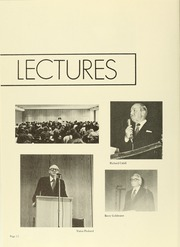 Page 16, 1973 Edition, Montclair State College - La Campana Yearbook (Upper Montclair, NJ) online yearbook collection