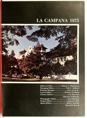 Page 5, 1975 Edition, Montclair State College - La Campana Yearbook (Upper Montclair, NJ) online yearbook collection