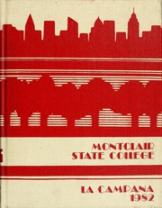1982 Edition, Montclair State College - La Campana Yearbook (Upper Montclair, NJ)