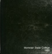 1985 Edition, Montclair State College - La Campana Yearbook (Upper Montclair, NJ)