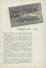 Page 12, 1937 Edition, George Washington High School - Continental Yearbook (Los Angeles, CA) online yearbook collection