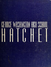 George Washington High School - Continental Yearbook (Los Angeles, CA) online yearbook collection, 1943 Edition, Page 1