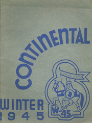 George Washington High School - Continental Yearbook (Los Angeles, CA) online yearbook collection, 1945 Edition, Page 1