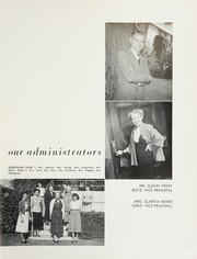 Page 15, 1953 Edition, George Washington High School - Continental Yearbook (Los Angeles, CA) online yearbook collection
