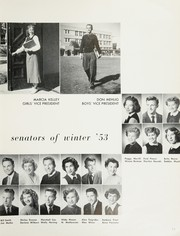 Page 17, 1953 Edition, George Washington High School - Continental Yearbook (Los Angeles, CA) online yearbook collection