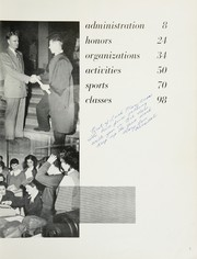 Page 9, 1953 Edition, George Washington High School - Continental Yearbook (Los Angeles, CA) online yearbook collection