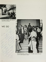 Page 11, 1954 Edition, George Washington High School - Continental Yearbook (Los Angeles, CA) online yearbook collection