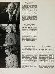 Page 14, 1954 Edition, George Washington High School - Continental Yearbook (Los Angeles, CA) online yearbook collection