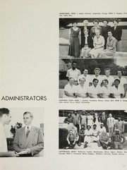 Page 15, 1954 Edition, George Washington High School - Continental Yearbook (Los Angeles, CA) online yearbook collection