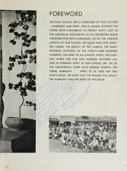 Page 7, 1954 Edition, George Washington High School - Continental Yearbook (Los Angeles, CA) online yearbook collection