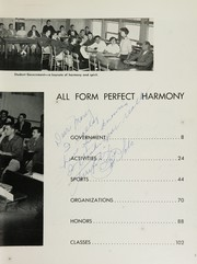 Page 9, 1954 Edition, George Washington High School - Continental Yearbook (Los Angeles, CA) online yearbook collection