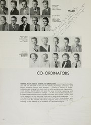 Page 14, 1955 Edition, George Washington High School - Continental Yearbook (Los Angeles, CA) online yearbook collection