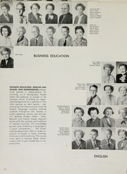Page 16, 1955 Edition, George Washington High School - Continental Yearbook (Los Angeles, CA) online yearbook collection