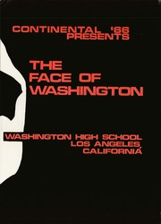 Page 9, 1966 Edition, George Washington High School - Continental Yearbook (Los Angeles, CA) online yearbook collection
