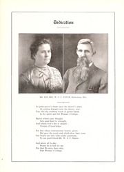 Page 11, 1913 Edition, William Carey College - Crusader / Pine Burr Yearbook (Hattiesburg, MS) online yearbook collection