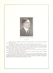 Page 13, 1913 Edition, William Carey College - Crusader / Pine Burr Yearbook (Hattiesburg, MS) online yearbook collection