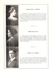 Page 15, 1913 Edition, William Carey College - Crusader / Pine Burr Yearbook (Hattiesburg, MS) online yearbook collection